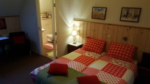 slaapkamer 1 b&b